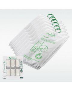 Filtrirne vrečke z osvežilci prostora Dovina za VK140 / VK150 (6 kos)