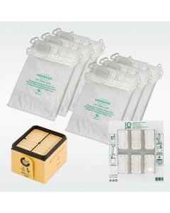 Filtrirne vrečke z osvežilci prostora Dovina in mikrofilter za VK135 / VK136