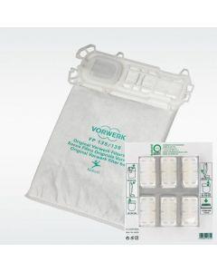 Filtrirne vrečke z osvežilci prostora za VK135 / VK136
