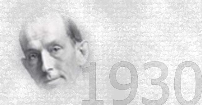 ZAČETEK DIREKTNE PRODAJE<br>1930