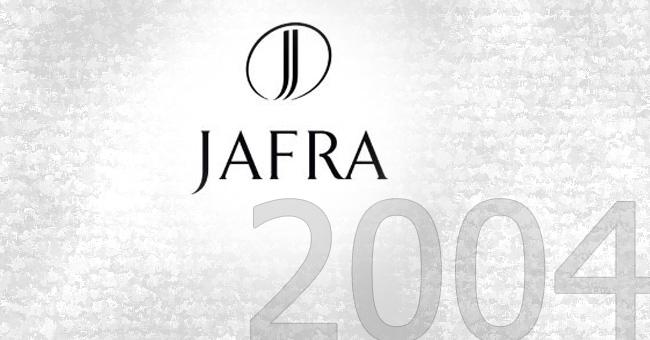 VORWERK KUPI JAFRA COSMETICS<br>2004